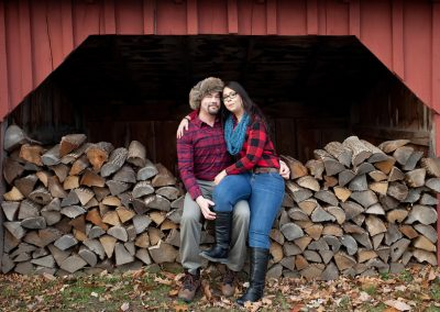 engagement shoot Black Creek Pioneer Village