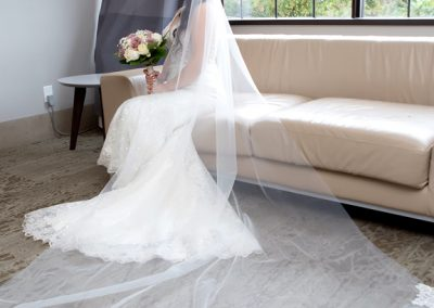 Bridal Suite at The Manor