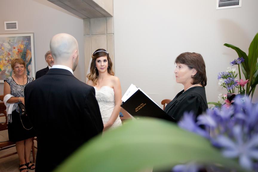 Toronto City Hall Wedding Ceremony