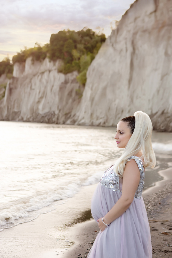 Maternity Photos Scarborough Bluffs
