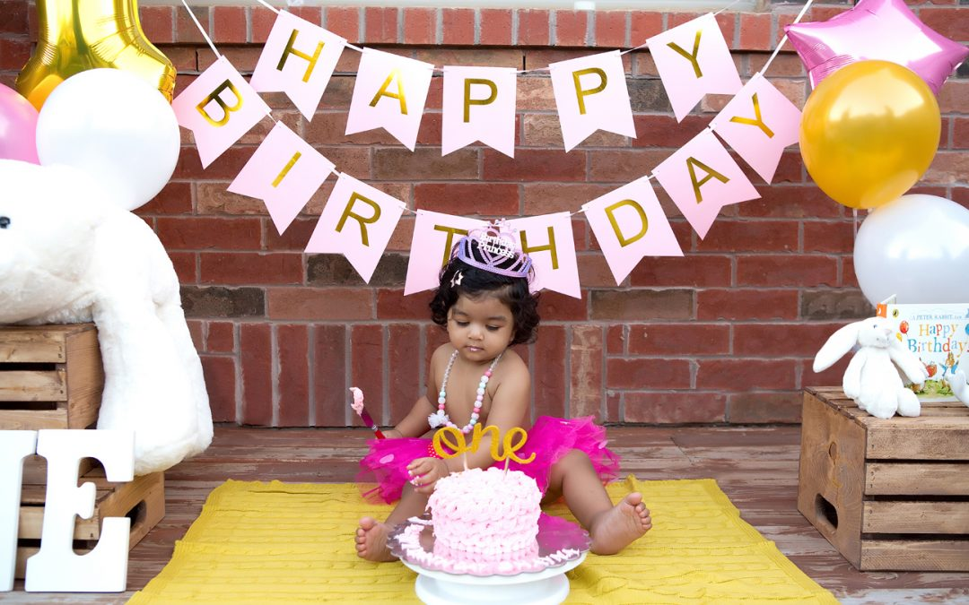 Shayna Cake Smash