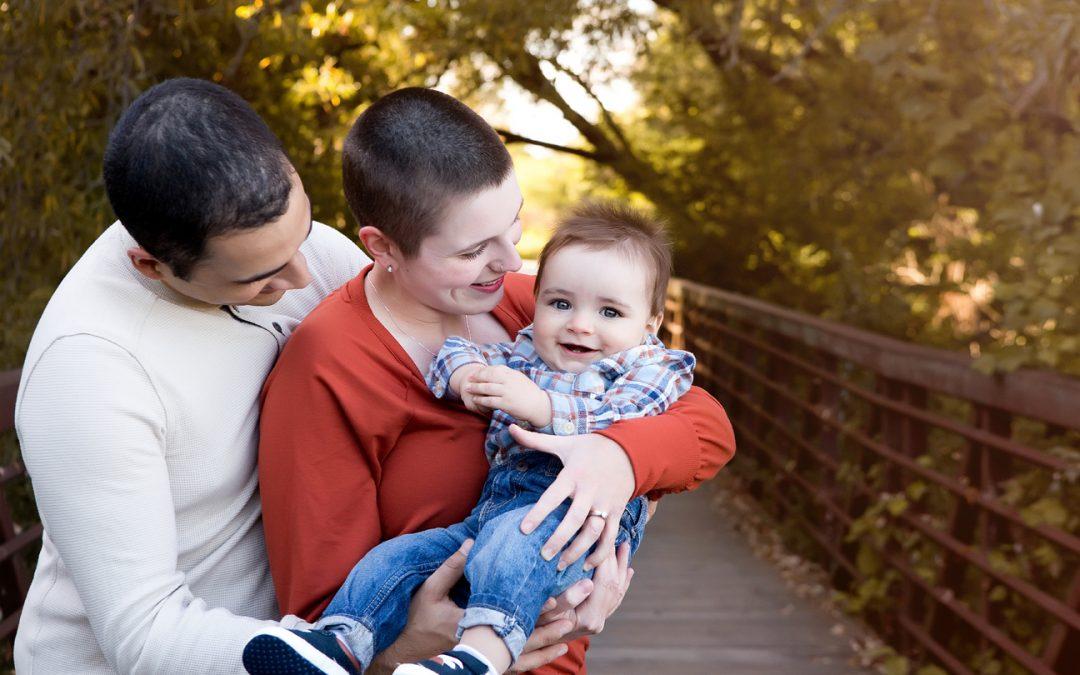 Shannon & Alan Family