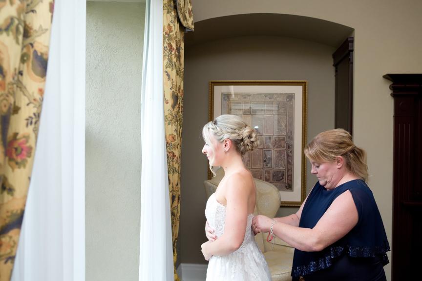 bride Morning prep at Old Mill Toronto
