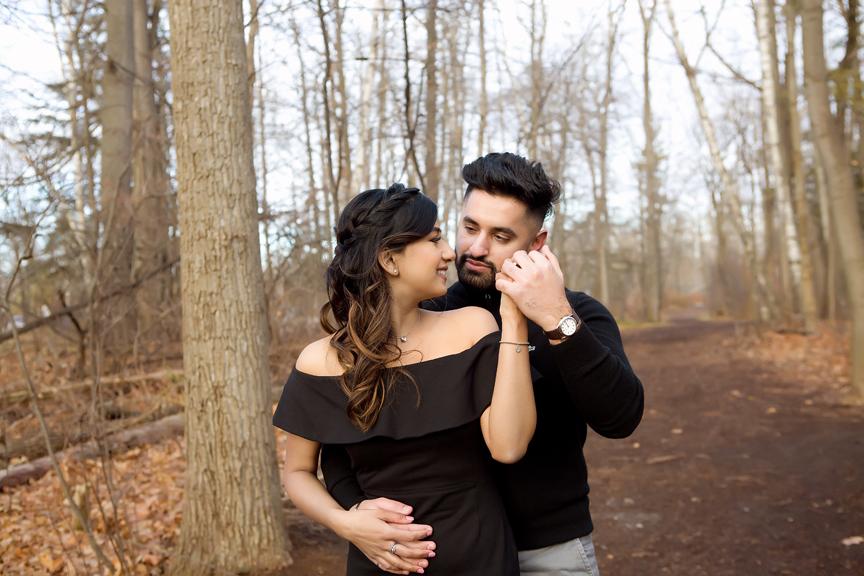Couple portrait shoot
