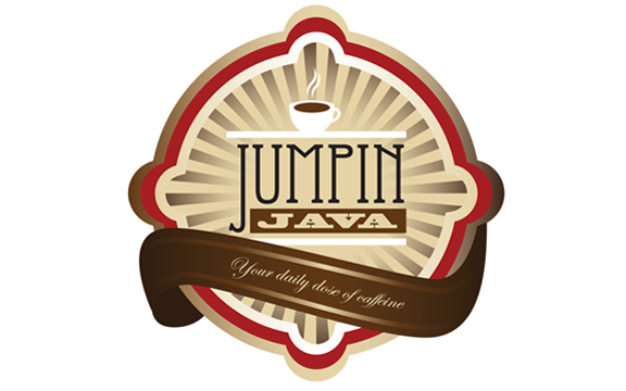 Jumpin Java Branding