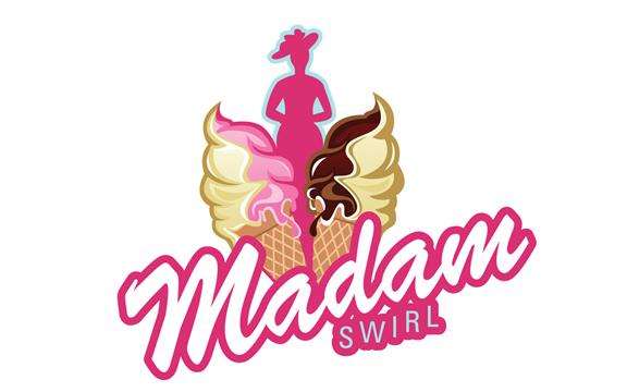 Madam Swirl Branding