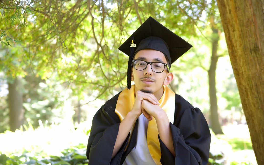Nasir Graduation