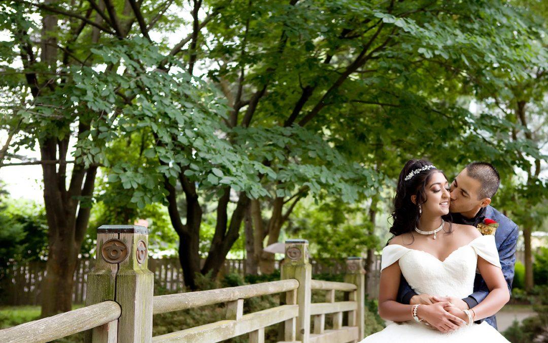Arlita & Simon Wedding