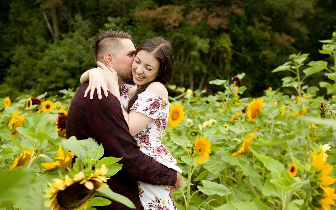 Lisa & Braedon Engagement