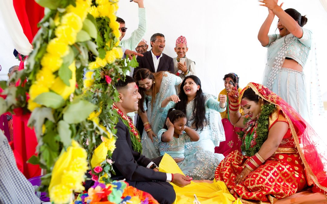 Maya & Tek Wedding